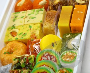 Spl.assorted with kaju item